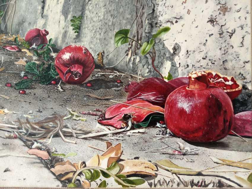 "Oksana Kocherzhat. The Painting ""Grenades"" - photo 4"