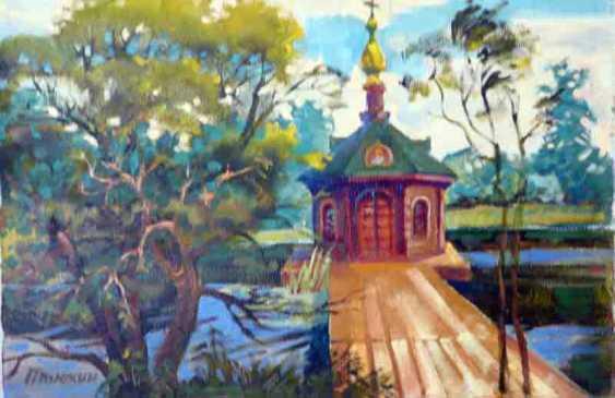 Vasily Ptyukhin. Chapel - photo 1