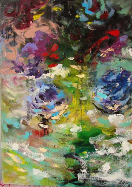 Oksana Shaliapina. Flowers Of Montmartre - photo 1
