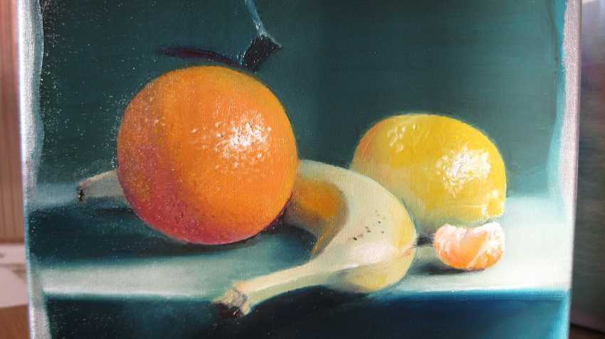 """Oksana Starikova. From the """"Funny fruit"""" - photo 1"""