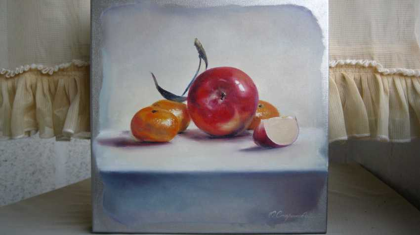 """Oksana Starikova. From the """"Funny fruit"""" - photo 2"""