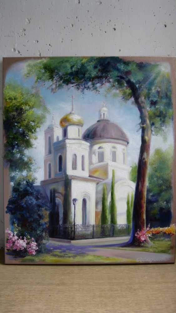 Oksana Starikova. Peter and Paul Cathedral. Gomel - photo 1