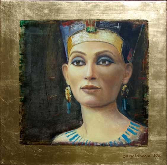 Nataliia Bahatska. Nefertiti-1 - photo 1