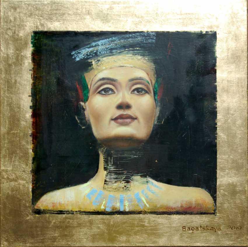 Nataliia Bahatska. Nefertiti-2 - photo 1