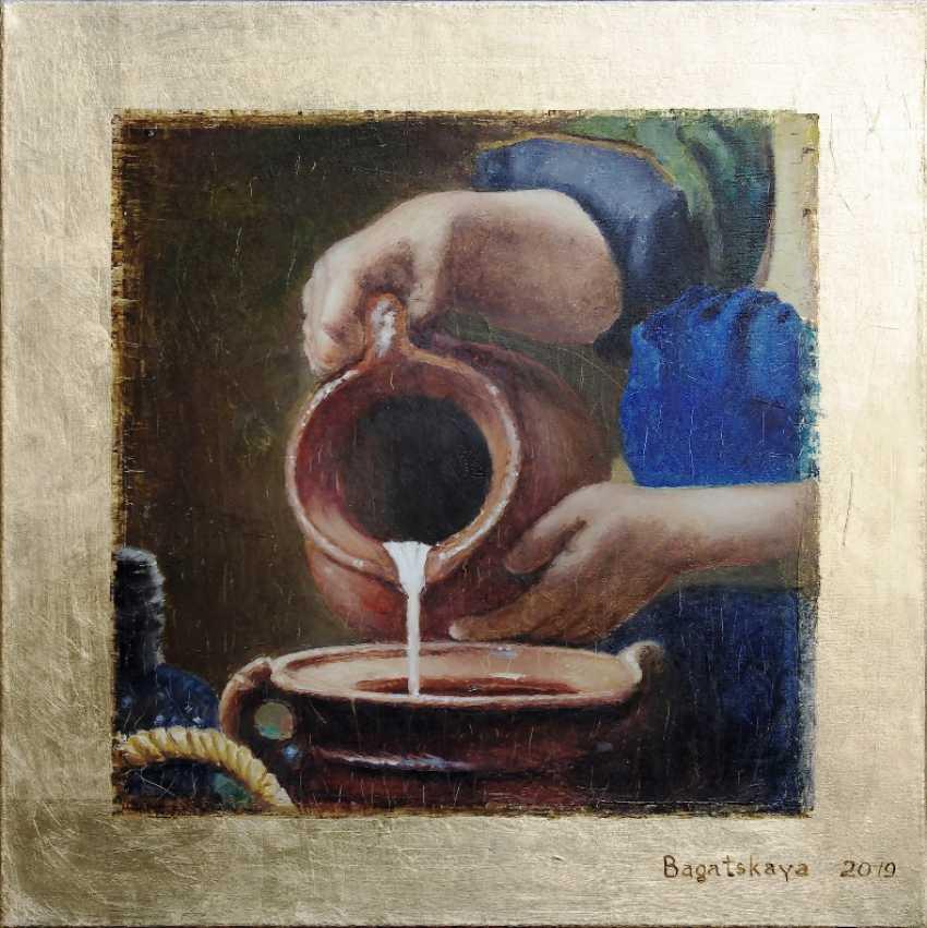 """Nataliia Bahatska. Fragment Of """"Thrush"""" Vermeer - photo 1"""
