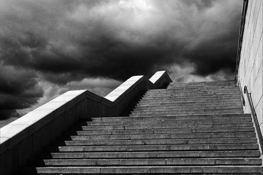 Andrey Petrosyan. Stairway to heaven - photo 1