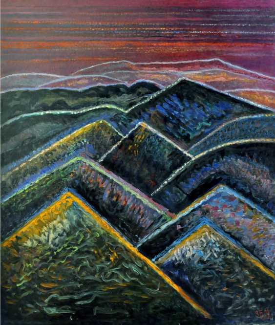 Bogdan Zbryski. TWILIGHT COVERED THE MOUNTAIN. - photo 1