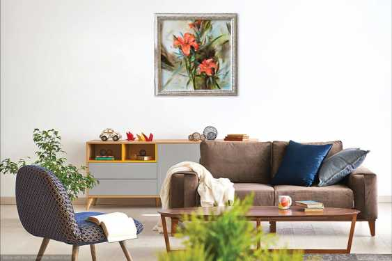 Ludmila Riabkova. Orange Lilies - photo 7