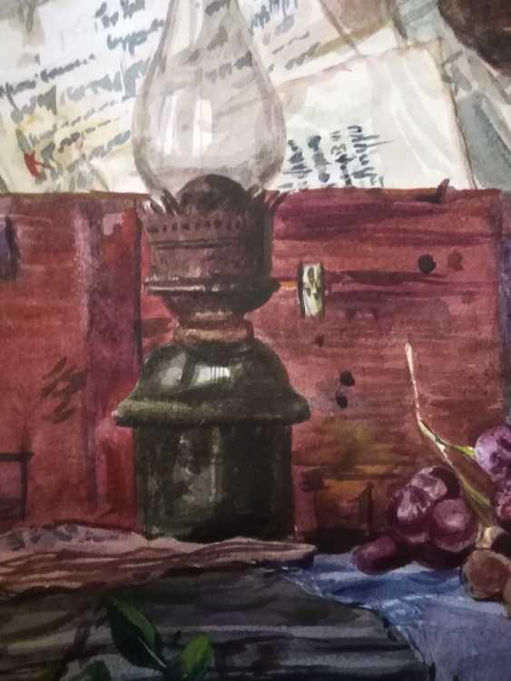 "Daniil Medvedenko. still life ""Memorabilia"" - photo 2"