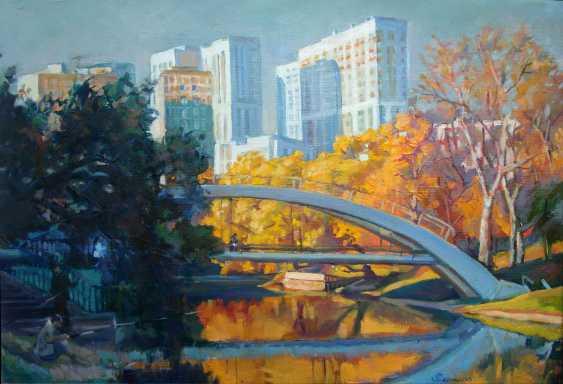 "Olga Nikonova. ""L'automne à Черкизове. Moscou"" - photo 1"