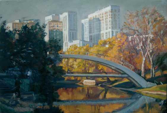 "Olga Nikonova. ""L'automne à Черкизове. Moscou"" - photo 2"