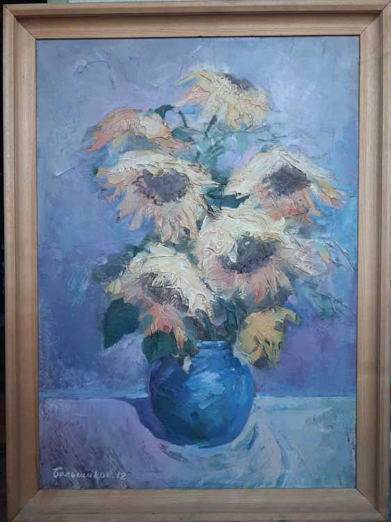 Aleksandr Bolshakov. Sunflower - photo 2