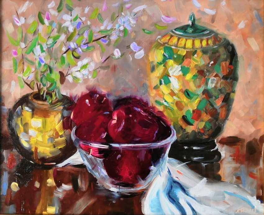 Ludmila Riabkova. Ruby apples - photo 1