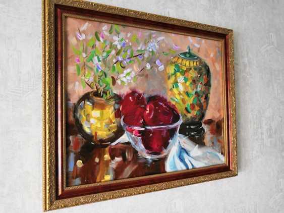Ludmila Riabkova. Ruby apples - photo 2
