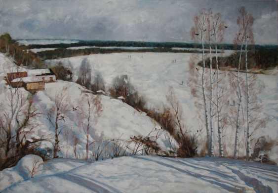 Alexander Bezrodnykh. February - photo 1