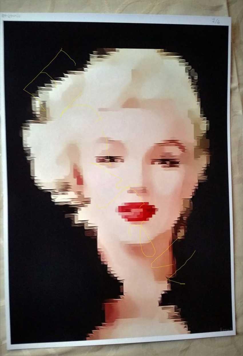 Lukas Erzroll. Marilyn Monroe - photo 2