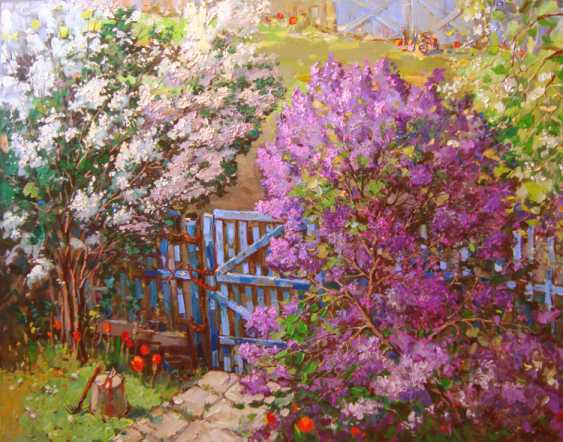 Andrey Mishagin. Flowering may - photo 1