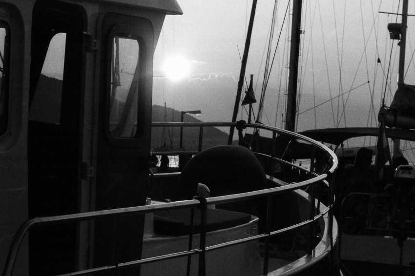 "Adam Kypriadis. ""Goodnight"", Shot on film - photo 1"