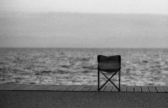Adam Kypriadis. Admiring the View, Shot on Film - photo 1