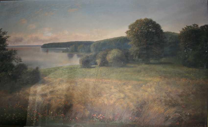 "UNKNOWN ARTIST ""THE LAKE"" - photo 1"