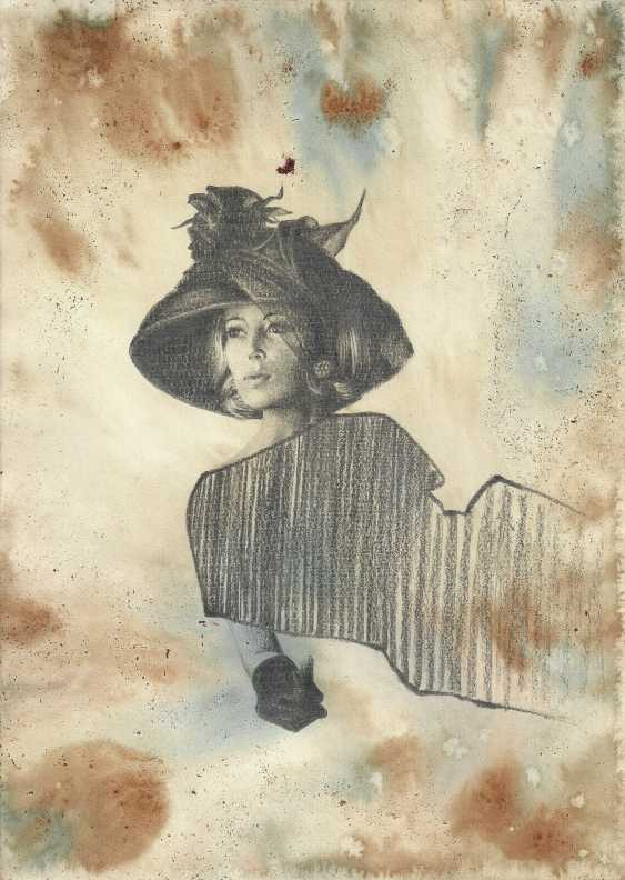Natasha Mishareva. La Dama Velata. 2019. Handmade. The Author - Natalia Pisareva - photo 1