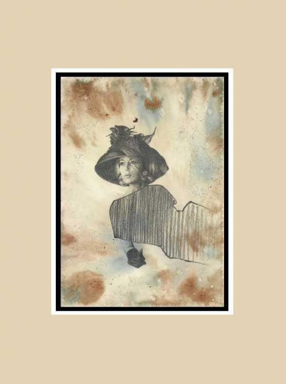 Natasha Mishareva. La Dama Velata. 2019. Handmade. The Author - Natalia Pisareva - photo 2