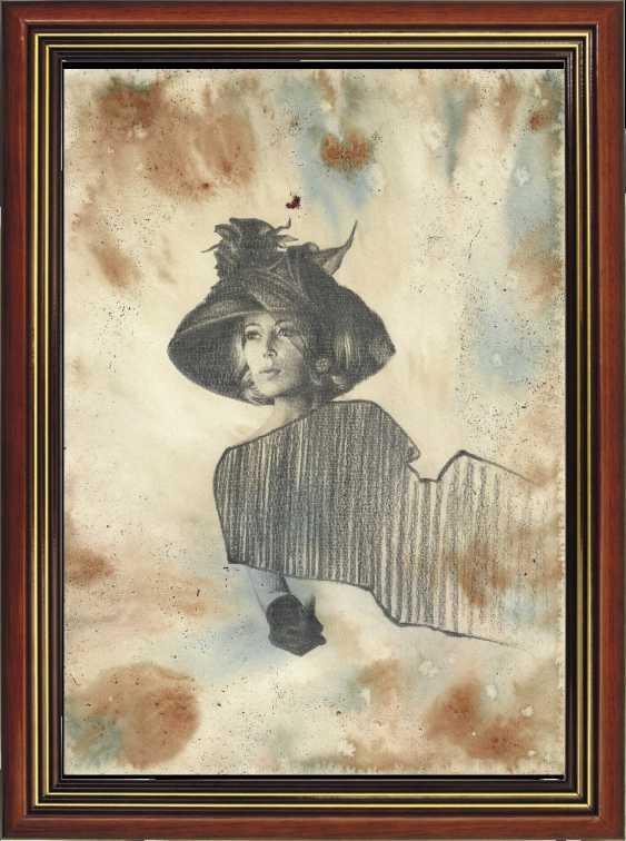 Natasha Mishareva. La Dama Velata. 2019. Handmade. The Author - Natalia Pisareva - photo 3