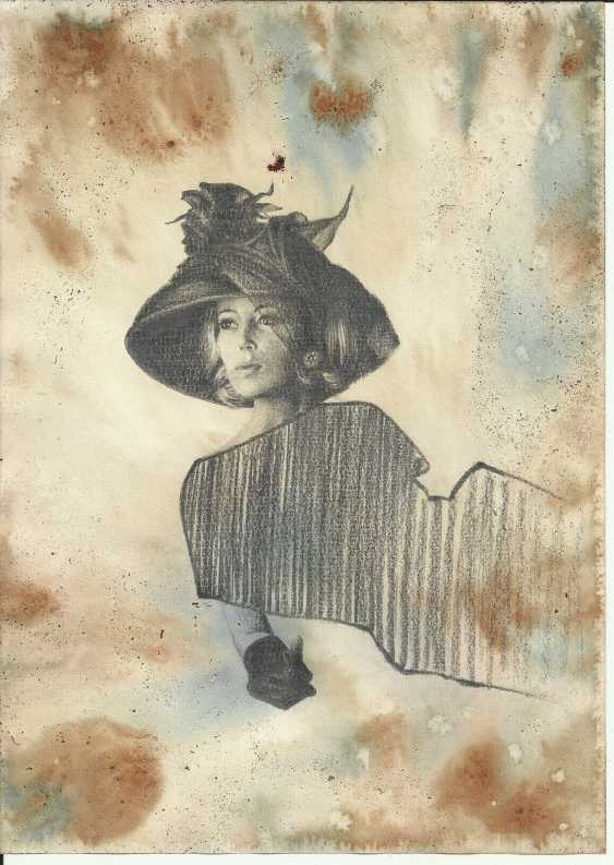 Natasha Mishareva. La Dama Velata. 2019. Handmade. The Author - Natalia Pisareva - photo 4