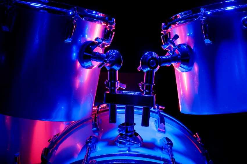 Андрей Петросян. барабан - фото 1