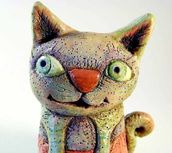 Andrey Lastovsky. Cat. - photo 1
