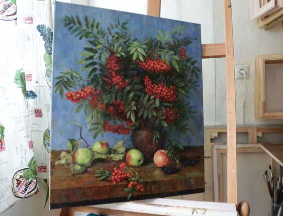 Tatyana Chepkasova. Still life with Rowan - photo 2