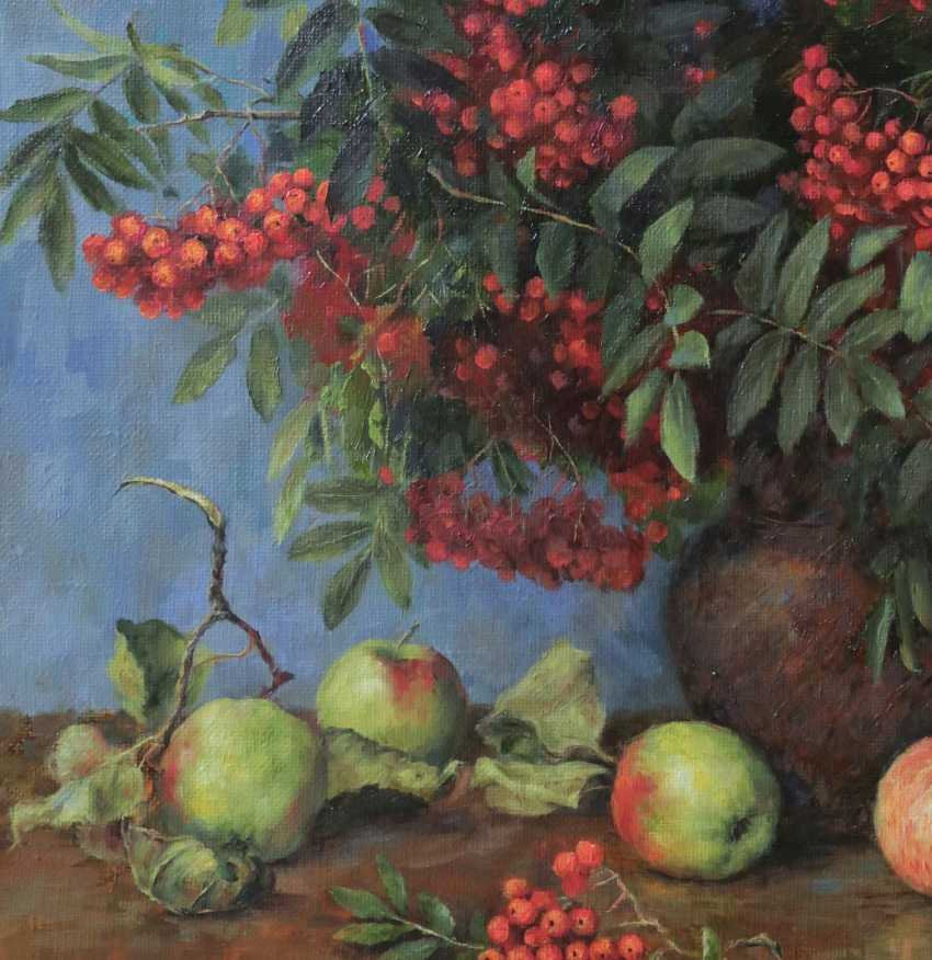 Tatyana Chepkasova. Still life with Rowan - photo 3
