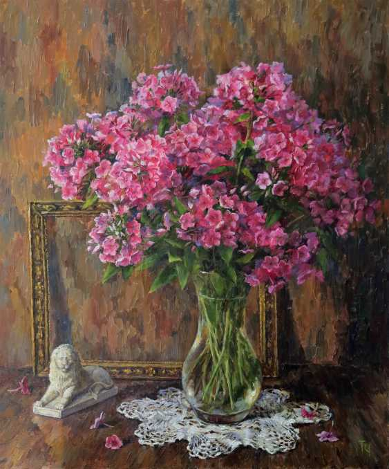 Tatyana Chepkasova. Pink Phlox - photo 1