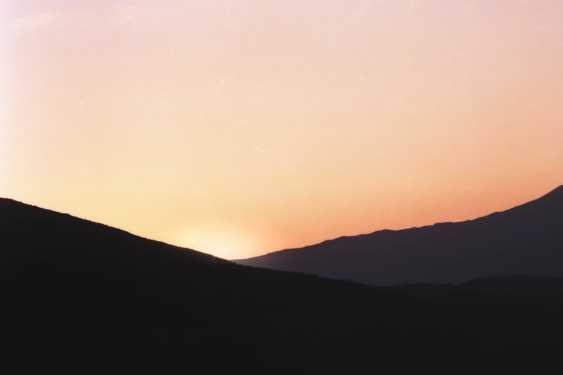 """Adam Kypriadis. """"Sunrise Contrast"""", 35mm Film - photo 1"""