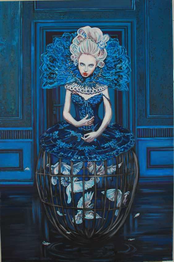 Alex Pelesh. Blue magic. - photo 1