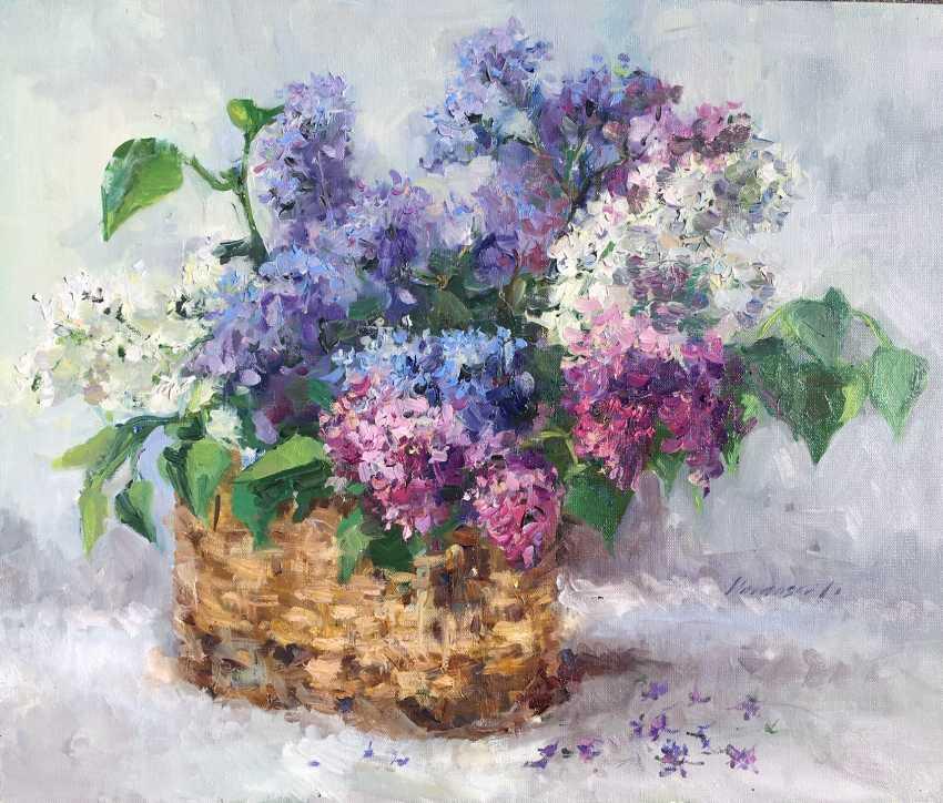Irina Umanskaya. The fragrance of spring - photo 1