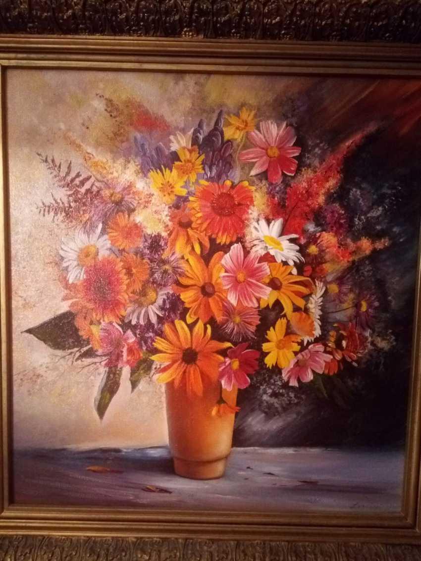 Vera Ustinova. Autumn motive - photo 1