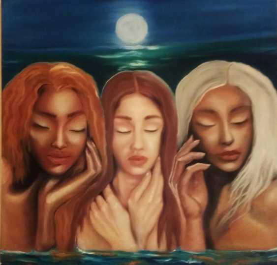 Marina Art Artyushkina. Three sisters - photo 1