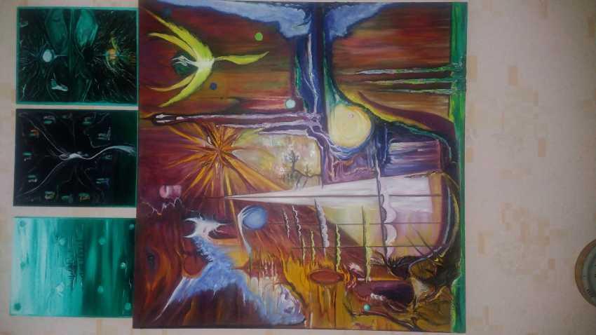 Marina Art Artyushkina. The Rebirth Of The Phoenix - photo 2