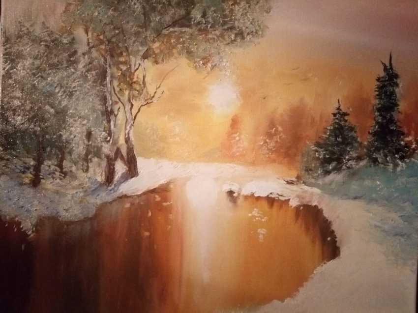 Vera Ustinova. Winter's tale - photo 1
