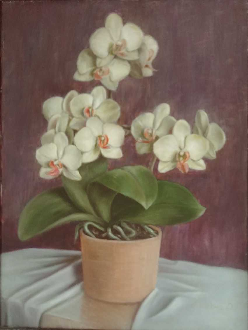 Diana Nagornaja. Orchids - photo 1