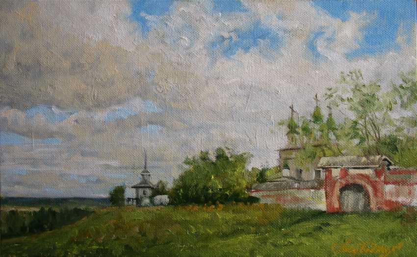 Alexander Bezrodnykh. Gleden.Monastery. - photo 1