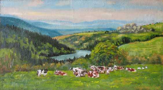 Alexander Bezrodnykh. The far pasture - photo 1