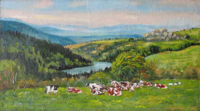 Alexander Bezrodnykh. The far pasture - photo 1