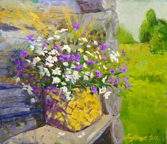 Alexander Bezrodnykh. Summer bouquet - photo 1