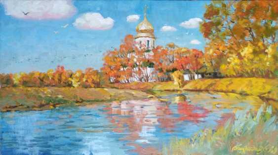 Alexander Bezrodnykh. Park at the Church - photo 1