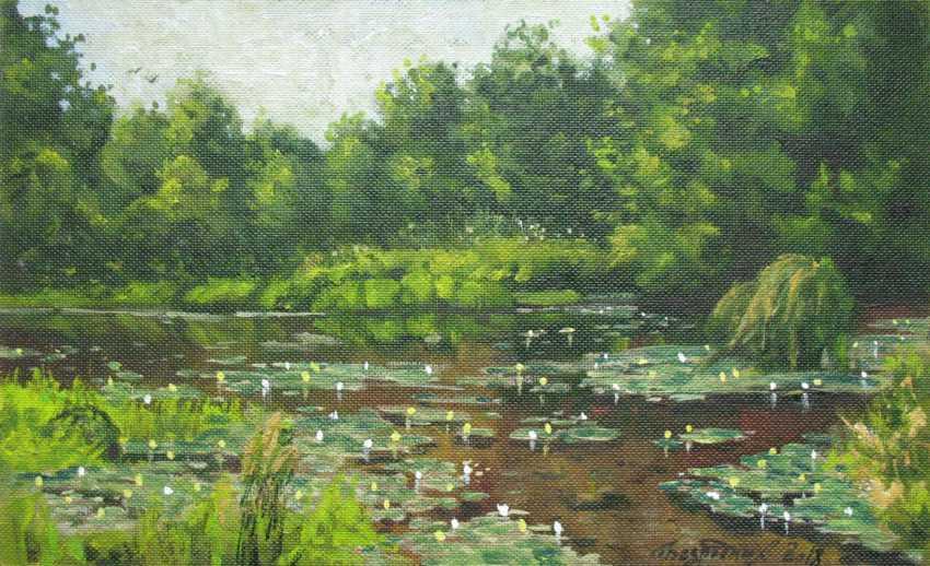 Alexander Bezrodnykh. Backwater - photo 1
