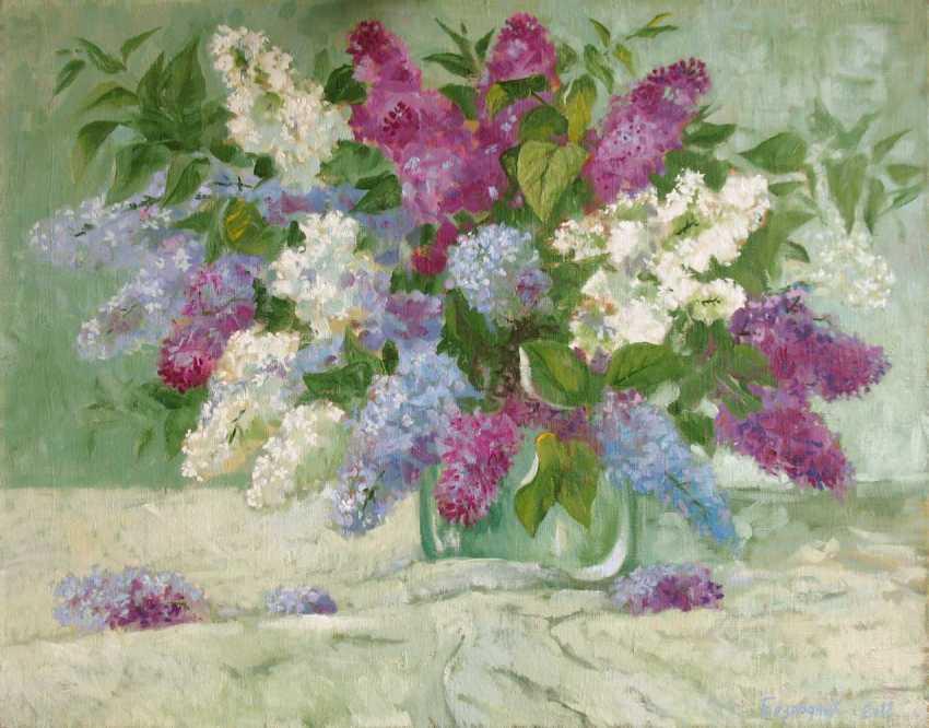 Alexander Bezrodnykh. Lilac - photo 1