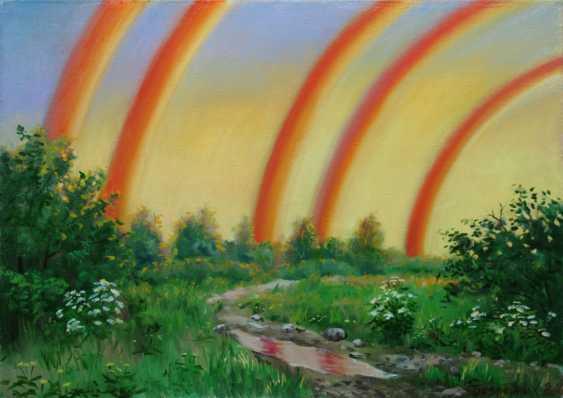 Alexander Bezrodnykh. five rainbows..sleep - photo 1