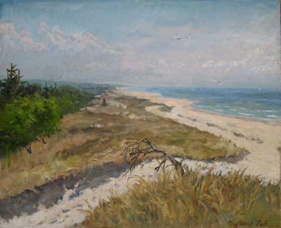 Alexander Bezrodnykh. Dunes - photo 1